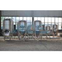 Quality Sanitary Stainless Steel Dimple Jacketed Beer Fermentation Tank (ACE-FJG-2C) wholesale