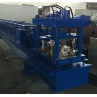 Buy cheap Manual Decoiler Shutter Roll Forming Machine 40GP Container , Cold Roll Forming Machine product