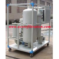 Single Stage Vacuum Dielectric Insulating Oil Purifier Machine