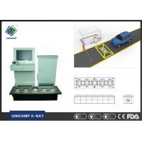Quality Airport Trains X Ray Security Scanner / Permanent Security Barrier Under Vehicle Surveillance System wholesale