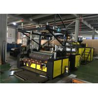 Quality Automatic Stretch Film Machine , PVC Stretch Cling Film Wrapping Making Machine wholesale