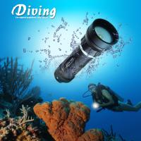 China scuba diving torch on sale