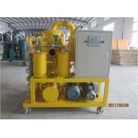 China Fully-auto Transformer Oil Purifier Transformer Oil Filtration Oil Recondition Equipment on sale