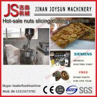 Quality Full Automatic Walnut Kernel Piece Cutter Thickness Adjustable wholesale