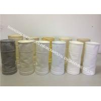 Quality Easy Cleaning Dust Collector Filter Bags 550 GSM To Improve Filter Efficiency wholesale
