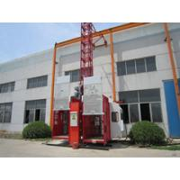 Frequency Conversion Rack and Pinion Material Handling Hoist With Loading 1600kg