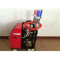 Quality 50Hz Rated Commercial Spray Foam Equipment , Polyurethane Coating Machine Energy Saving wholesale