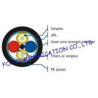 Quality Waterproof Tough and Light fiber optical cable For Cable Distribute or Assemblies wholesale