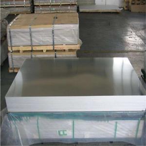 Cheap 5000 Series Marine Grade Aluminium Plate Width 2280mm With Neat Cutting Edge for sale