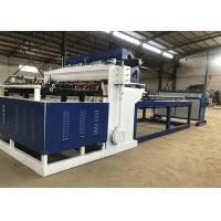 Electric Spot Fencing Wire Manufacturing Machine , Fence Panel Making Machine