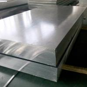Cheap H116 / H321 Temper Marine Grade Aluminium Plate 800 - 2800mm Width Flat Clean for sale