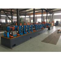 Quality High-frequency 60- 165 mm steel welded pipe production line making machine wholesale
