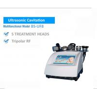 Quality Body Slimming Ultrasound Skin Tightening Machine / Radio Frequency Fat Reduction Machine wholesale