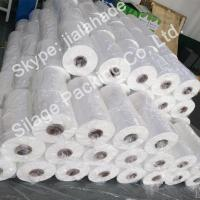 Quality White Silage Wrap Film, 750mm*25mic*1800m, LLDPE Agricultural Stretch Wrap Film/Stretch Film for Silage/Hay Wrap Film wholesale