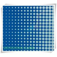 Quality Durable Tempered Silk Screen Glass , Clear / Bronze / Grey Float pattern glass wholesale