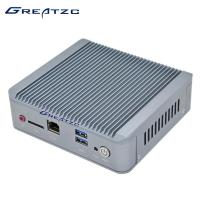 Buy cheap Onboard Celeron J1900 Industrial Fanless PC  Computer Quad Core Dual Display product