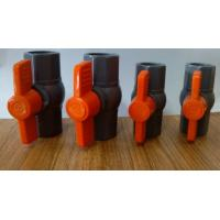 China PVC ball valves and pipe fittings plastic mold on sale