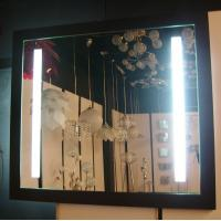 China Bathroom backlit mirror IP44 mirror on sale
