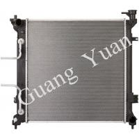 Quality Pressure Resistance Hyundai Sonata Radiator Replacement With Heater Tank DPI 13506 wholesale