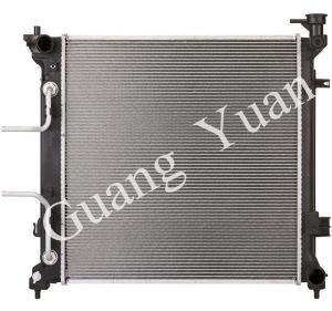 Quality Pressure Resistance Hyundai Sonata Radiator ReplacementWith Heater Tank DPI 13506 wholesale