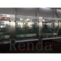 Quality CE/ISO Soft Drink And Beer Filling Machine 4IN1 Beer Canning Machines Aluminium Can wholesale