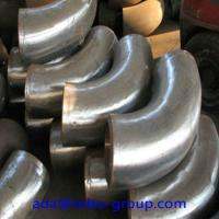 Quality ASTM A403 WP304L Butt Weld Fittings 90 Degree Stainless Steel Elbow wholesale