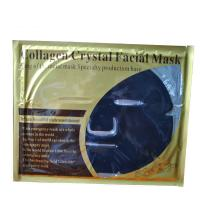 Quality Moisturizing Collagen Gold Crystal Face Mask , Blemish Clearing Face Lightening Mask wholesale