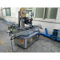 Quality Pressure Sensitive Top Labeling machine / Automatic Self Adhesive Labeler wholesale