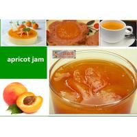 Quality 450g Glass Jar Canned Apricot Jam / Classic Food Preserves - Apricot Jam wholesale