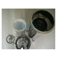 Cheap High Flow Rate Bag Filter System Industrial Grade Series Single Bag Cartridge Filters In Water System for sale