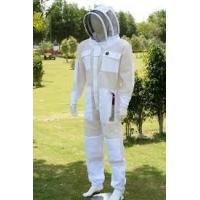 Quality Air Through Bee Protective Clothing 100% Cotton With Three Layer Mesh wholesale