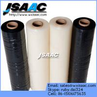 Quality Extended Black Stretch Shrink Film / Pallet Wrap wholesale