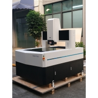 China Floor standing large travel CNC 3D Video Measuring Machine on sale