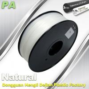 Quality Custom  Nylon 3D Printer Filament  , Transparent Filament Material wholesale