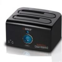 China double SATA 3.5 hdd enclosure on sale