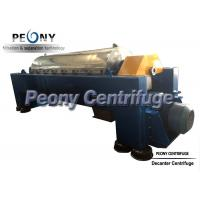 Quality Continuous Decanter Centrifuges for Barite Recovery and Dewatering wholesale
