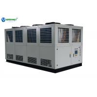Quality High Quality Air Cooled Screw 100 Tons Water Chiller For Biodiesel Process wholesale