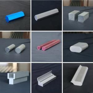 China 6082 Aluminum Extrusion Profiles on sale