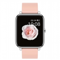 Quality 42mm Silicone Strap Nordic 52832 Ladies Bluetooth Smart Watch wholesale
