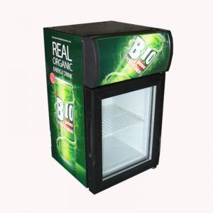 China 20L MiniBar Baverage Fridge/Countert top showcase (20L to 120L available) on sale