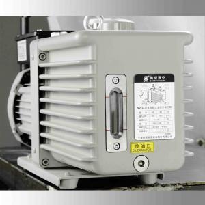 China BSV24 Oil Lubricated 2 Stage Rotary Vane Vacuum Pump, 6 L/s Industrial Vacuum Pumps on sale