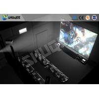Quality Interactive 5D Projector Cinema Simulation 5D Theater System 5D Cinema Movie For Amusement wholesale