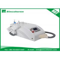 Quality Nd Yag Q Switched Laser Machien For Tattoo Removal / Pigmentation Removal wholesale