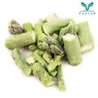 China Freeze Dried Green Asparagus on sale