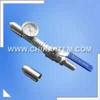 China IEC 60529 Water Jet Hose Nozzle IPX 56, 6.3 mm & 12.5mm Jet Nozzle IPX 5/6 on sale