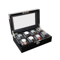 China High Quality Customized Luxury Painting Wooden Display Watch Box For Packaging Box Watch Boxes For Sale on sale