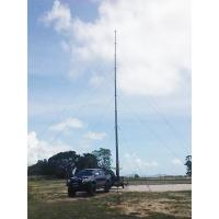 Buy cheap 18m Pneumatic Telescopic Mast Mobile Telecom Trailer Tower from wholesalers