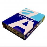 Quality Double A A4 Copy Paper 70g 80g wholesale