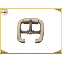 Quality Antique Brass Edge Hole Metal Sandal Shoe Buckles Zinc Alloy Material wholesale
