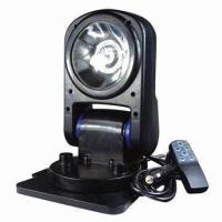 Quality 12/24V 35/55W Wireless Xenon HID Remote Control Light with 1,500m Distance and 10,000 Hours Lifetime wholesale